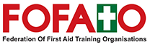 A member of the Federation of First Aid Organisations